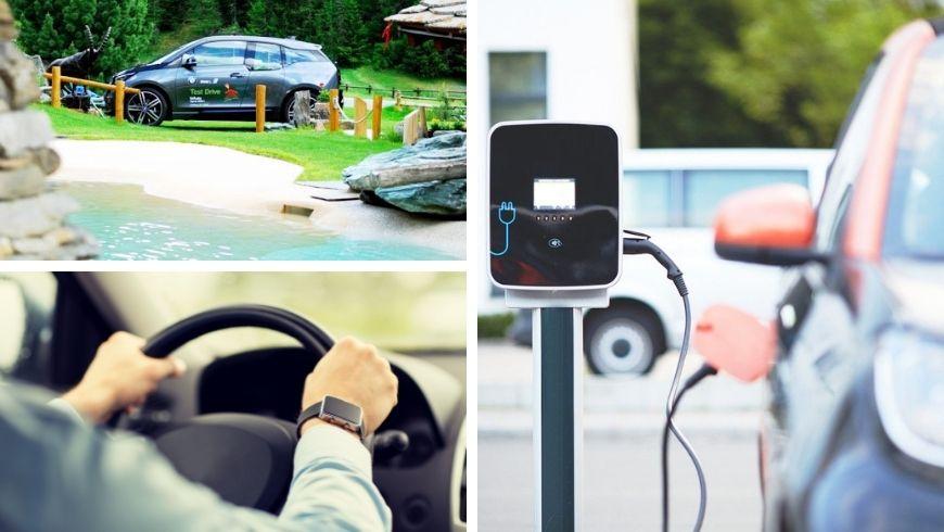 veicoli elettrici nuovi modi di viaggiare