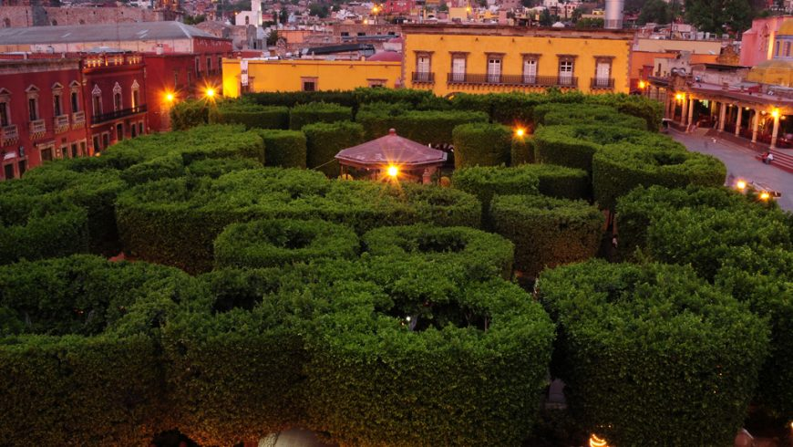 Giardini San Miguel de Allende
