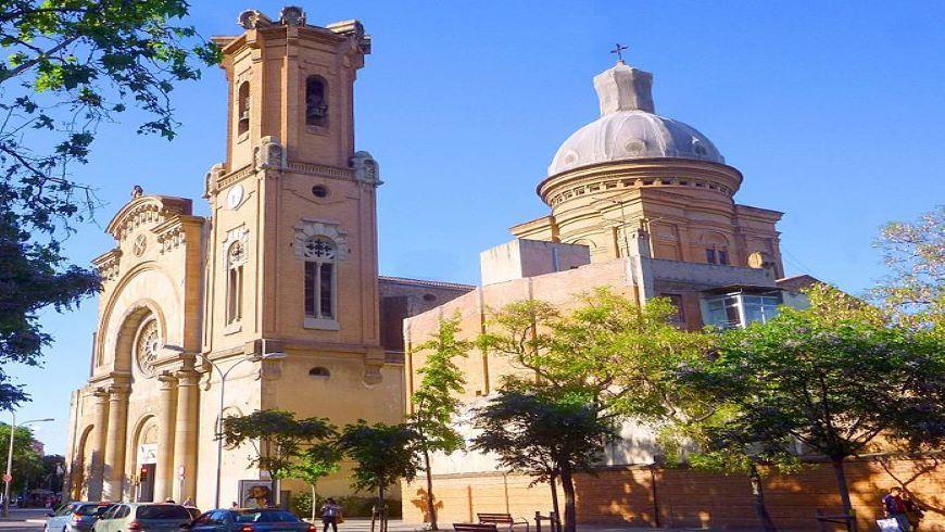 Iglesia de Sant Andreu Barcellona