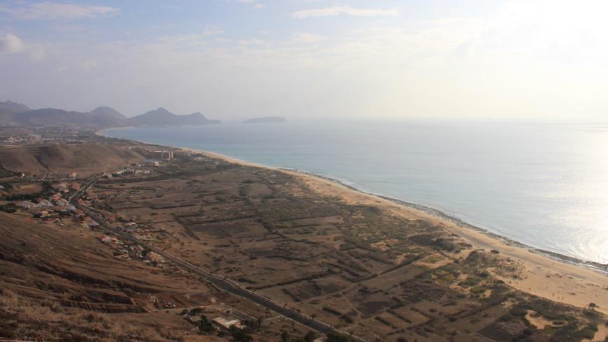 Isola di Porto Santo. Foto di Flickr.com