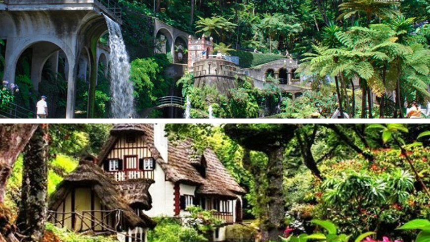 Parchi e Giardini. Foto di madeira.best, helloguidemadeira.com