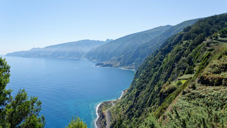 Isola di Madeira. Foto di Matthias Neufeld via unsplash.com