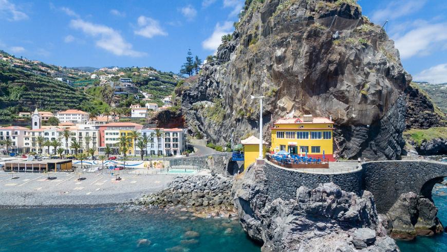 Ponta do Sol, Madeira. Foto Flickr.com