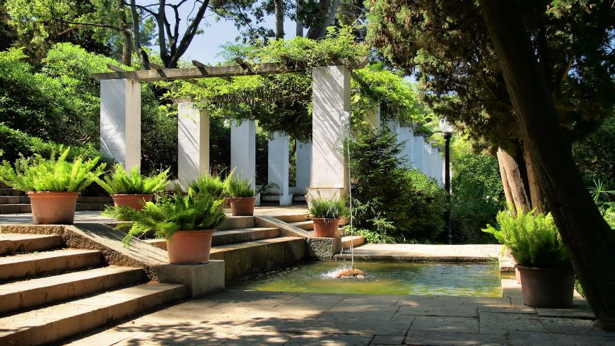 Barcellona nascosta: Jardins Laribal