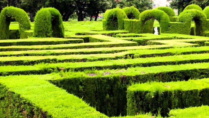 Giardino Labirinto Horta