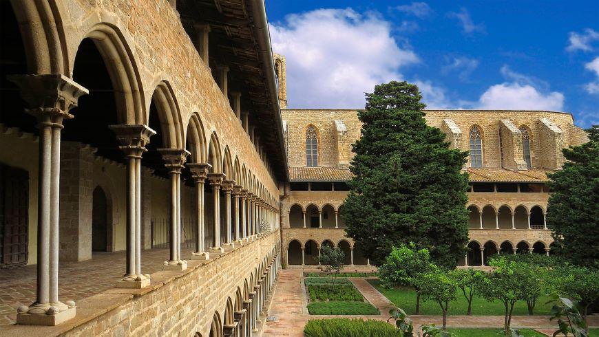 Barcellona sconosciuta: Monastero di Pedralbes