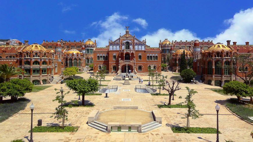 Barcellona sconosciuta: Hospital de San Pau
