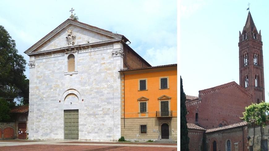 chiesa di san francesco a pisa