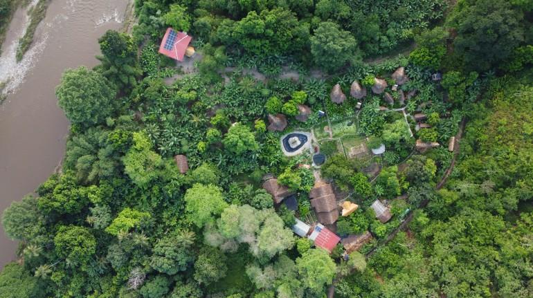 Riconnettersi con la natura nella giungla della Colombia
