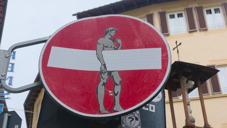 Street art, arte urbana a Firenze