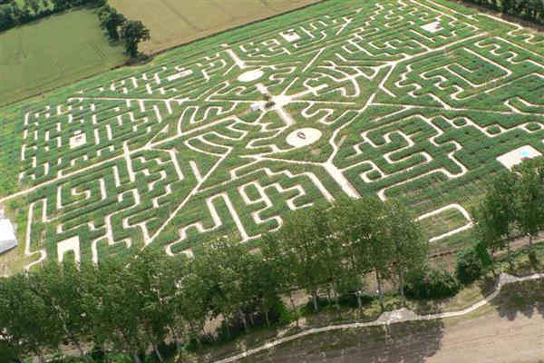 Il labirinto di Bayeux